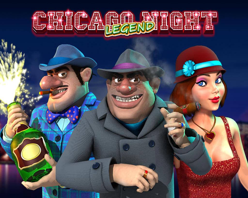 CHICAGO NIGHT LEGEND
