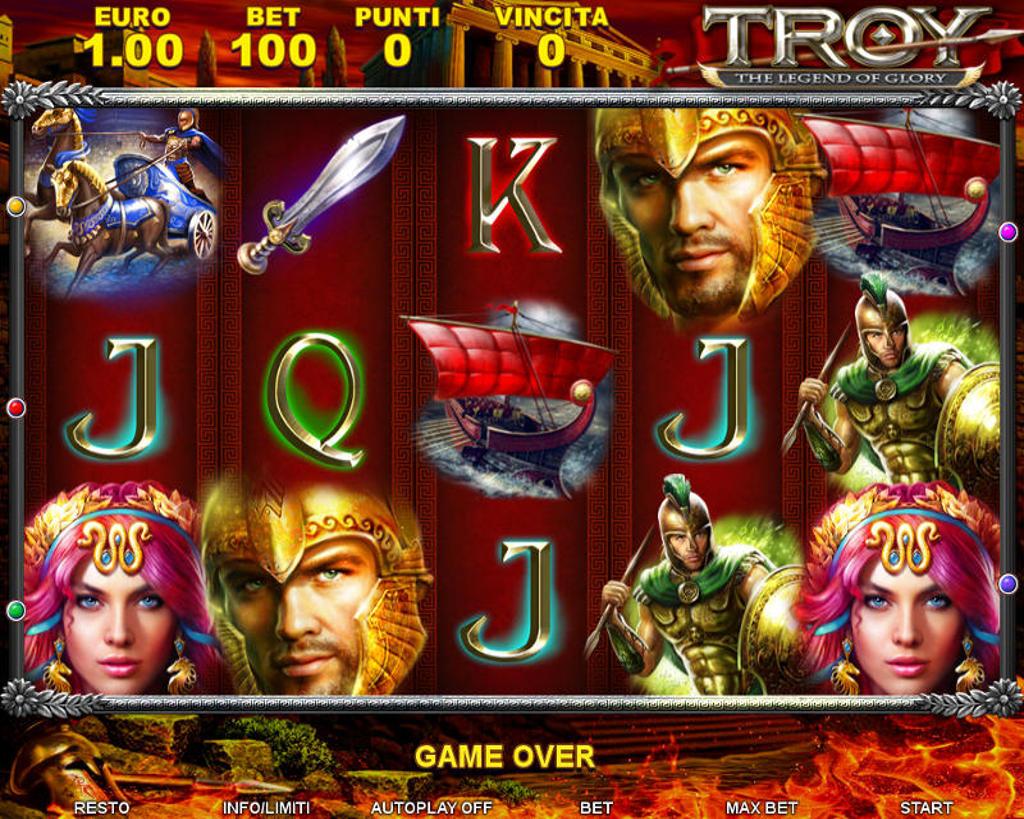 Vincita massima slot machine bar