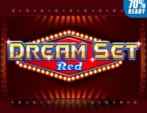 DREAM SET RED