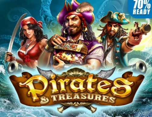 PIRATES & TREASURES