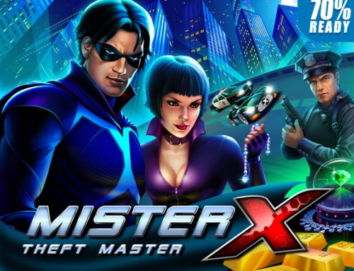 MISTER X – THEFT MASTER