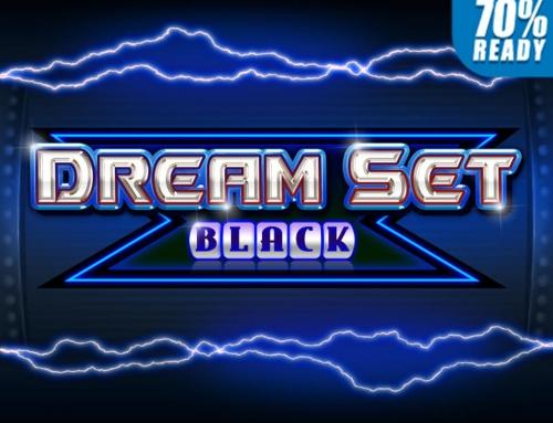 DREAM SET BLACK